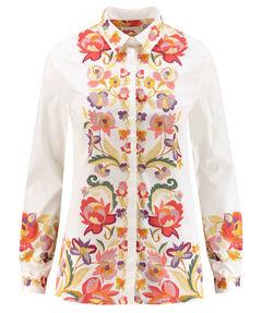 "Damen Bluse ""Mini"" Comfort Fit Langarm"