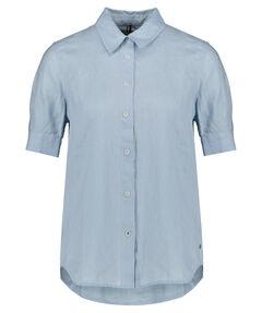 "Damen Leinenbluse ""The Essential Penelope Shirt"" Kurzarm"