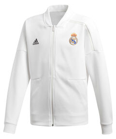 "Jungen Fußball Sweatjacke ""Real Madrid Anthem Z.N.E Jacket"""