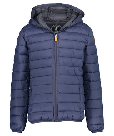 SAVE THE DUCK - Jungen Steppjacke mit Kapuze