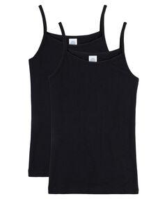 Mädchen Unterhemden-Set 2tlg.