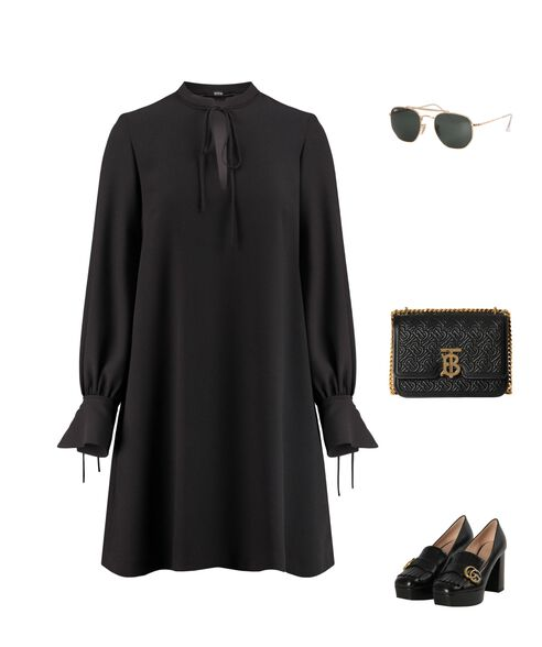 Outfit - Luxury-Black