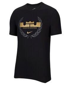 """Herren T-Shirt """"NBA LeBron Logo"""""""