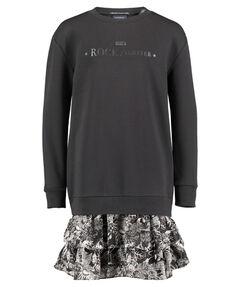 Mädchen Sweatkleid