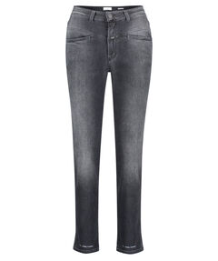 "Damen Jeans ""Pedal Pusher"" Heritage Fit High Waist verkürzt"