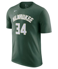 "Herren Basketballshirt ""Milwaukee Bucks Nike NBA"""