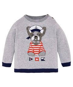 Jungen Baby Pullover
