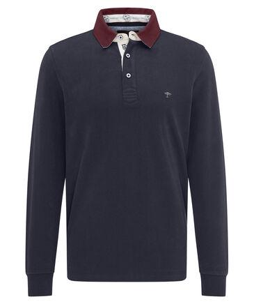"""Fynch-Hatton - Herren Shirt """"Rugby"""" Langarm"""