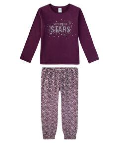 Mädchen Kinder Pyjama zweiteilig