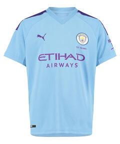 "Kinder Fußballtrikot ""Manchester City Heimtrikot"" - Replica"
