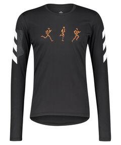 Herren Laufsport Shirt Langarm