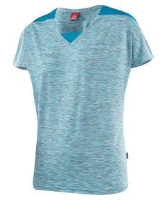 "Damen Radshirt ""V-Shirt Rainbow CF"" Kurzarm"