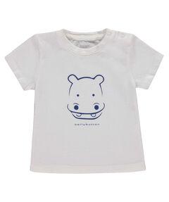 """Jungen Baby T-Shirt """"Hippo"""""""