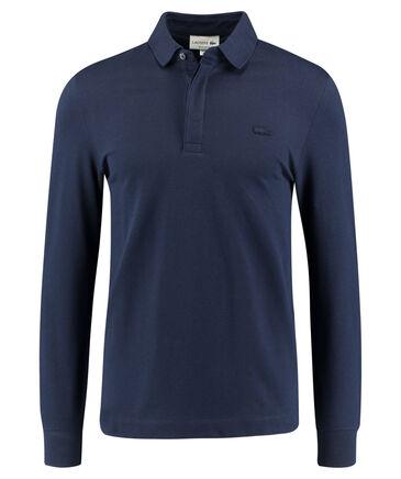 Lacoste - Herren Poloshirt Regular Fit Langarm