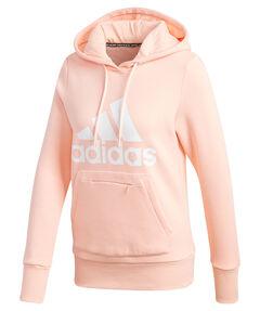 "Damen Sweatshirt mit Kapuze ""Badge of Sport"""