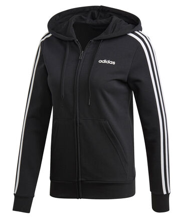 "adidas Performance - Damen Sweatjacke ""Essentials 3 -Streifen"""