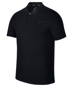 "Herren Tennis Poloshirt ""Dry ADV Polo Solid SS"" Kurzarm"