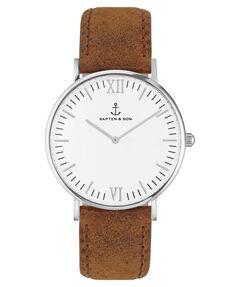 """Damen Uhr """"Campus Brown Vintage"""""""