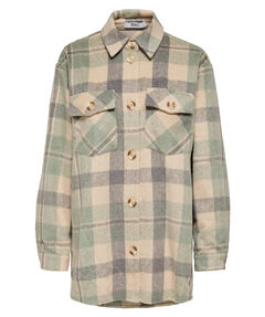 "Damen Hemdjacke ""onlValentina LS Check Shacket"""