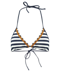 "Damen Bikinioberteil ""Seafarer Rib Triangle"""