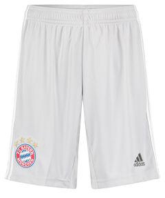 "Kinder Fußballshorts ""FC Bayern München Away 19/20"""