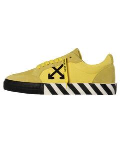 """Herren Sneaker """"Cotton Sneaker Low Top Stripes"""""""
