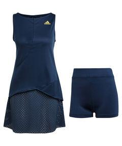"Damen Tennis Kleid ""Primeblue HEAT.RDY"" Ärmellos"