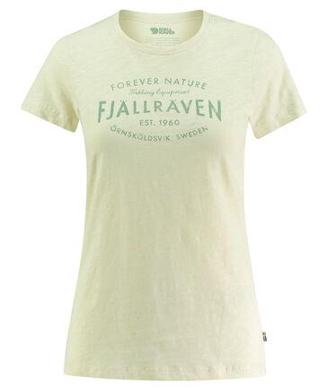 """FJÄLLRÄVEN - Damen T-Shirt """"Fjällräven Est. 1960 W"""""""