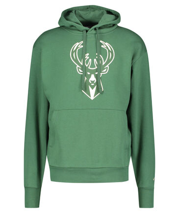 "Nike - Herren Sweatshirt ""NBA Milwaukee Bucks Essential"" mit Kapuze"