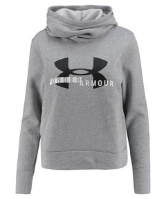 "Damen Sweatshirt ""Cotton Fleece Sportstyle Logo Hoody"""