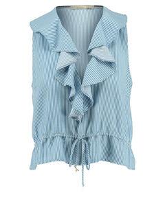 """Damen Bluse """"Camicia"""" Ärmellos"""