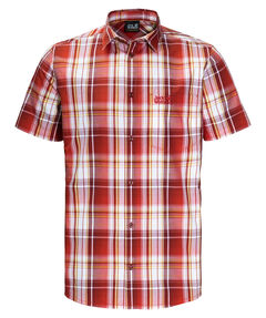"Herren Wanderhemd ""Hot Chili Shirt"" Kurzarm"