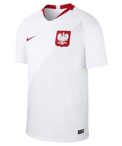 "Herren Fußballtrikot ""Poland Stadium Home"" WM 2018"