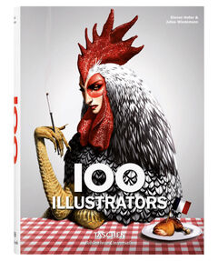 "Buch ""100 Illustrators"""