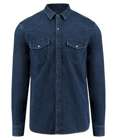 "Herren Jeanshemd ""Western Shirt"" Langarm"