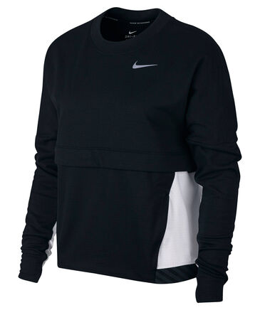 "Nike - Damen Laufshirt ""Therma Sphere"" Langarm"