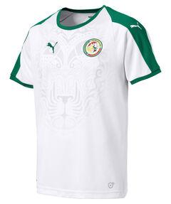 "Herren Fußballtrikot ""Senegal Heimtrikot WM 2018"" Kurzarm"