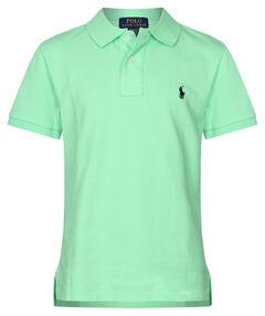 Jungen Poloshirt Custom Fit Kurzarm