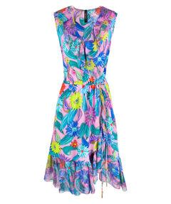 Damen Seiden-Kleid