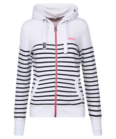 "Damen Sweatjacke ""Sun & Sea Lite Ziphood"""