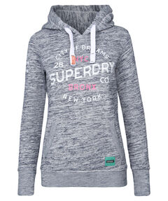 """Damen Sweatshirt """"City Dreams Entry Hood"""""""