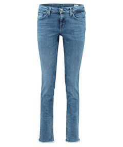 "Damen Jeans ""Rome"" Straight Fit verkürzt"