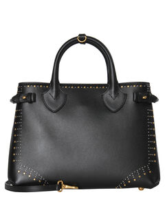 "Damen Henkeltasche ""Supple Leather Studs Medium Banner Tote"""