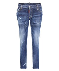"Damen Jeans ""Runway"" Straight Fit Cropped"