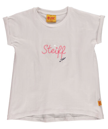 Steiff - Mädchen T-Shirt Kurzarm