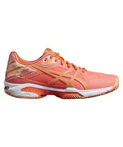 "Damen Tennisschuhe Sandplatz ""Gel-Solution Speed 3 Clay"""