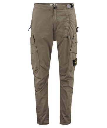 Stone Island - Herren Cargohose Regular Tapered Fit