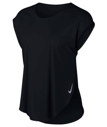 "Nike - Damen Laufshirt ""City Sleek"" Kurzarm"