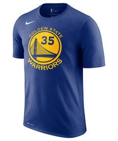 "Herren Basketballshirt ""Kevin Durant Golden State Warriors"" Kurzarm"