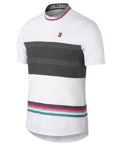 """Herren Tennisshirt """"Challenger"""" Kurzarm"""